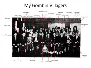 gombin society villagers