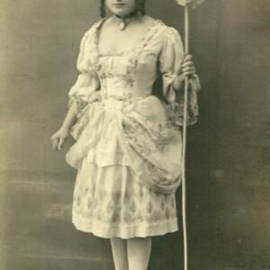 Theater girl