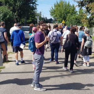 Gabin walking group 2018 trip